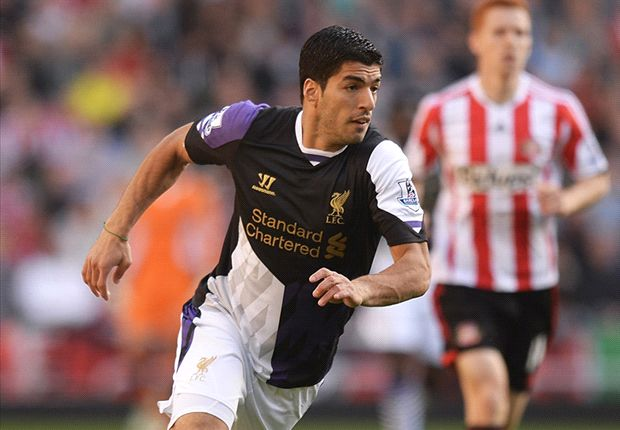 Lucas delighted with 'world-class' Suarez's Liverpool return