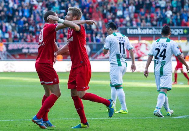 FC Groningen masih terlalu mudah bagi Twente