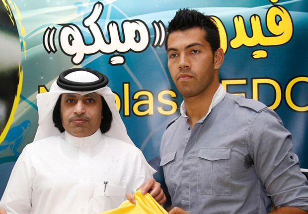 Miku hace goles, pero en Qatar...