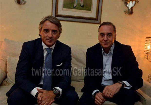 Neuer Choach beim Meister - Roberto Mancini