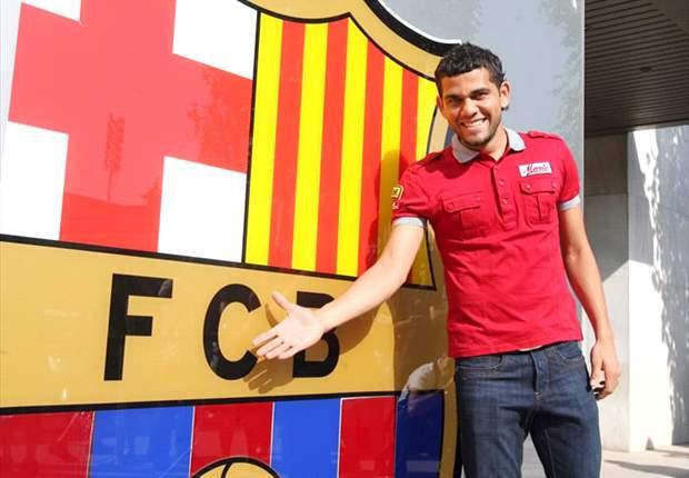 The Goal.com 50: Daniel Alves (42)