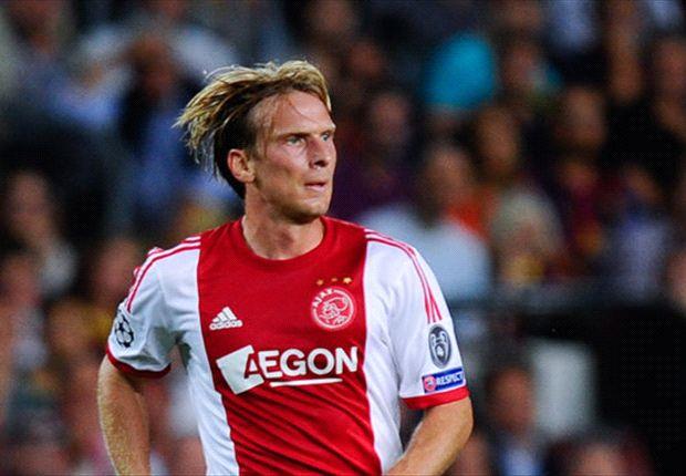 Poulsen: Ajax must beat AC Milan