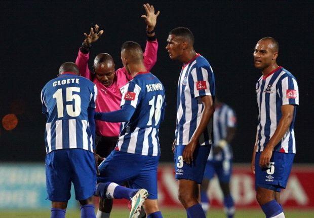 Maritzburg United 1-0 Golden Arrows: Smeekes powerful strike adds to Arrows woes