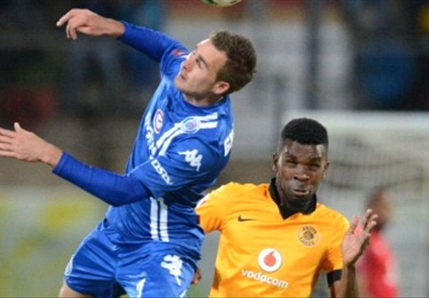 Bradley Grobler of SuperSport United