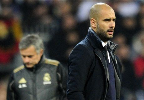 Mourinho v Pep: The story of a rivalry