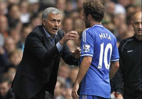 How Mata won over Mourinho