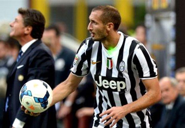 Chiellini: Juventus must improve in defence