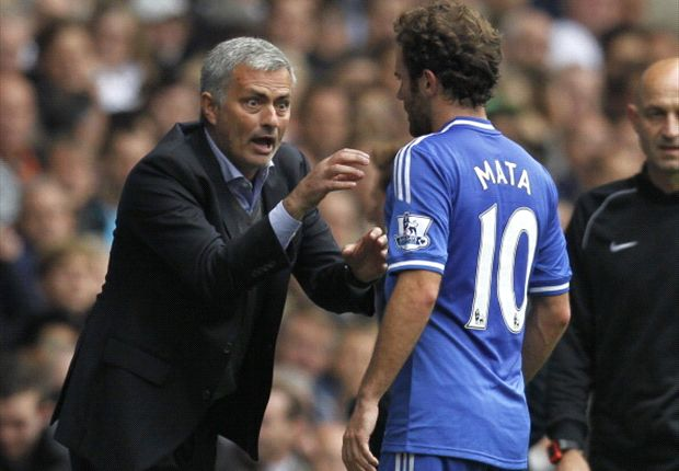 Mourinho rules out Chelsea exit for Mata