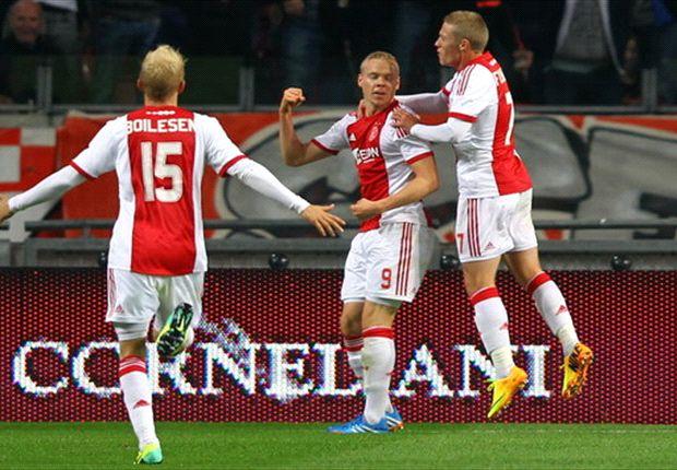 Wedtip: Ajax - FC Utrecht, RKC - PSV