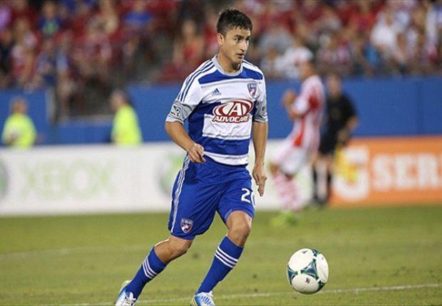 Mauro Díaz, futuro en la manija de FC Dallas