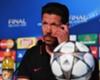 """Simeone: """"Ganar es algo supremo"""""""