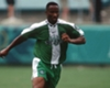 Uche Okechukwu happy at reunion