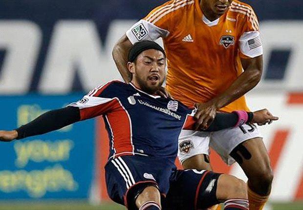 MLS Preview: Houston Dynamo - New England Revolution
