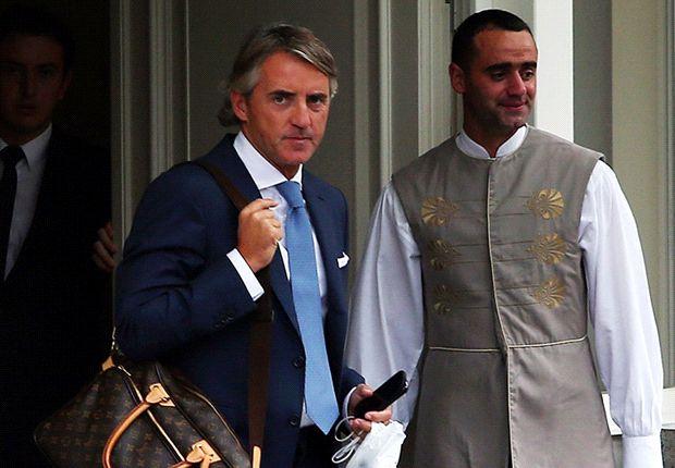 Mancini tekent voor drie jaar in Turkije