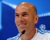 Zidane happy to fulfill Ancelotti's prophecy