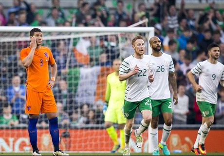 REPORT: De Jong foils Ireland in Dublin