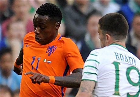 De Jong denies Ireland victory