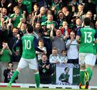 REPORT: Lafferty fires NI to victory