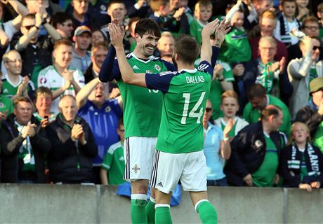 RATINGS: Lafferty on song for NI