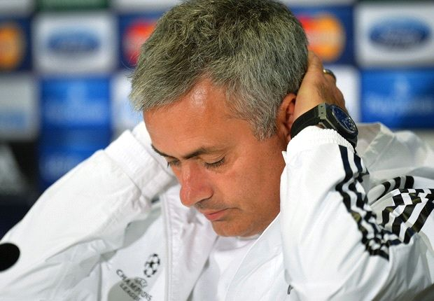 José Mourinho espère voir son équipe franchir un cap.