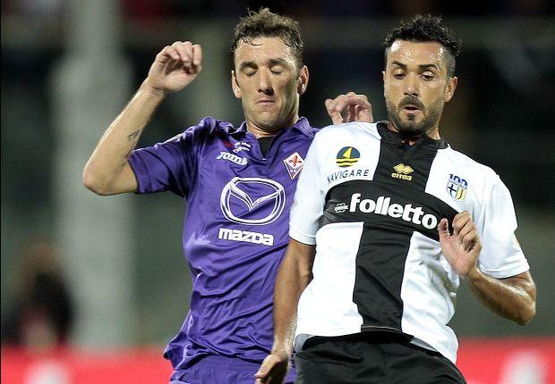 Fiorentina komt niet verder dan remise