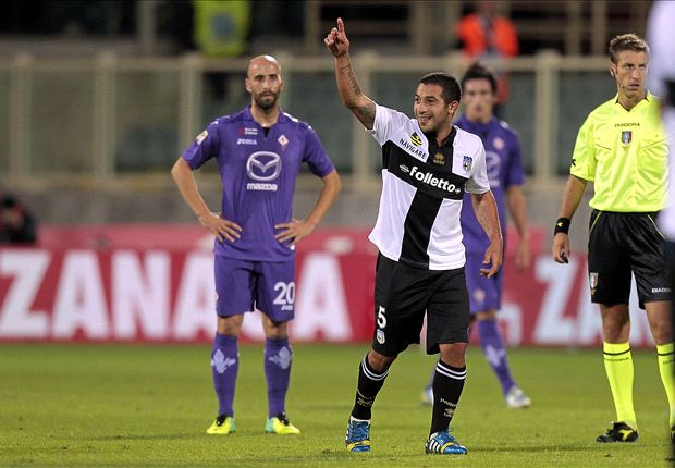 Fiorentina 2-2 Parma: Last-gasp equaliser denies hosts three points