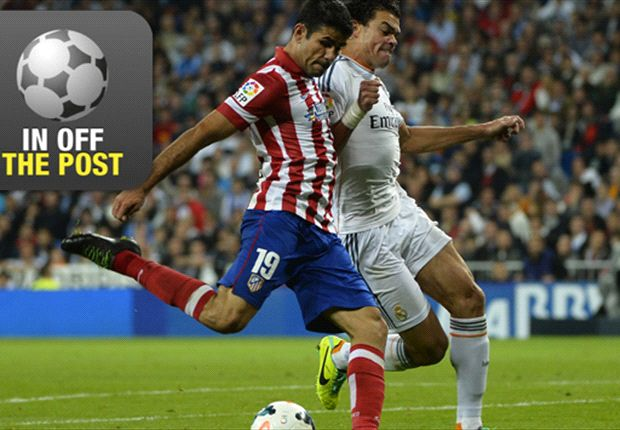 In Off The Post Podcast: Adrian Leijer and the Madrid derby