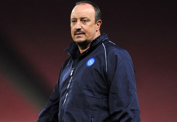 Benitez rues early Napoli errors against Arsenal