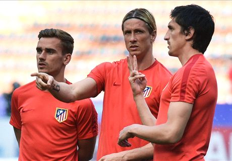 How Atletico Madrid could line up