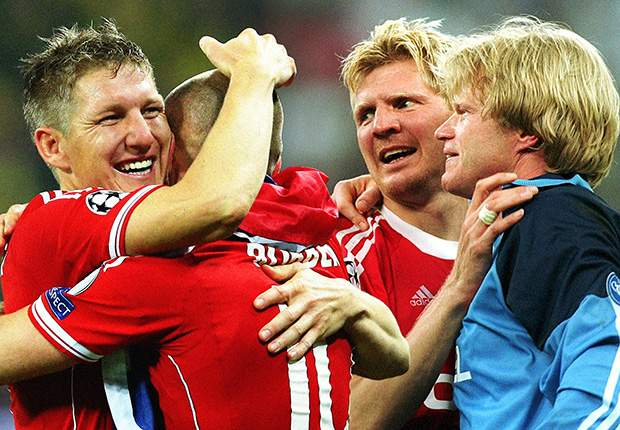 Bayern's best ever - How treble kings of 2013 surpassed class of 2001