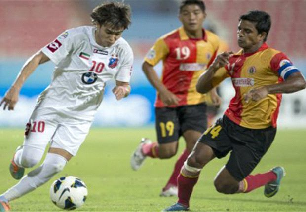 East Bengal have hope for second leg