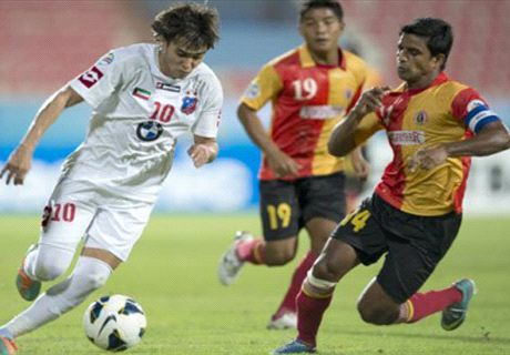 East Bengal 0-3 (2-7 agg) Al Kuwait: Rogerino inspires the visitors to enter the AFC Cup final