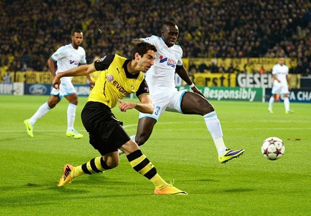 Dortmund clash crucial for Marseille's future - Anigo