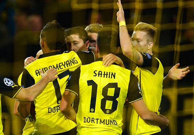 El Dortmund no puede fallar
