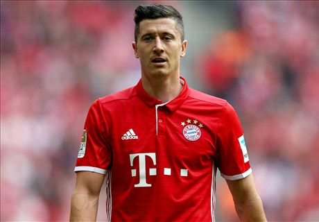 Bayern refuse to sell Lewy amid Real talks