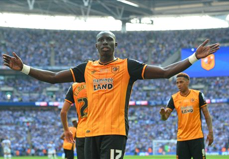 RATINGS: Diame secures Hull promotion