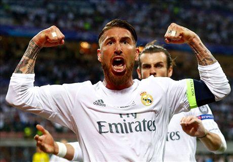 Los goles más importantes de Ramos