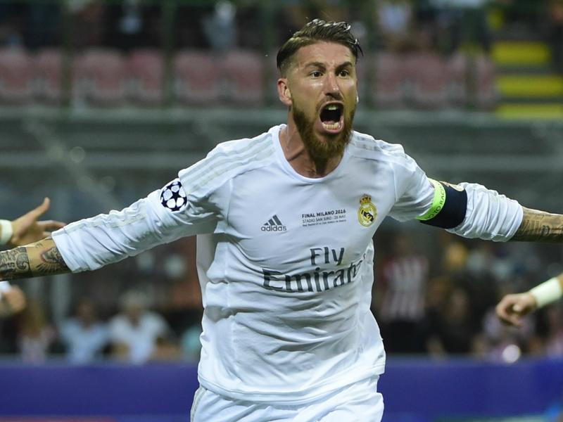 Real, Sergio Ramos è il primo difensore a segnare in due finali di Champions