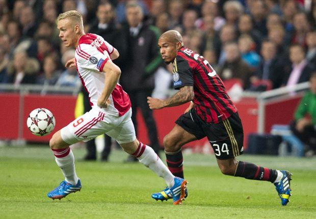 Ajax in slotfase beroofd van zege