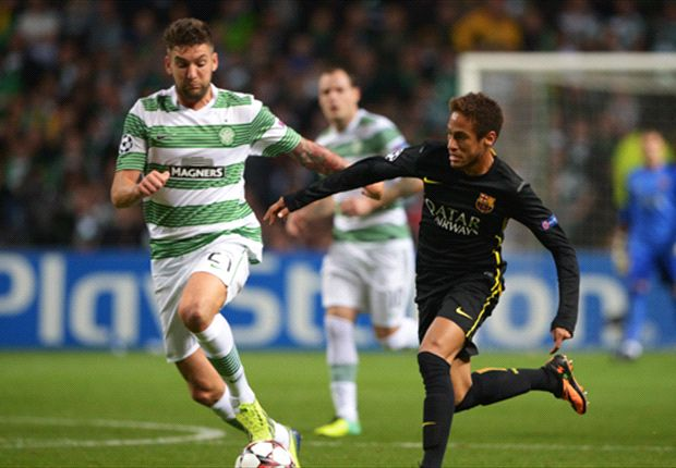 Neymar: Physical Celtic made it tough for Barcelona