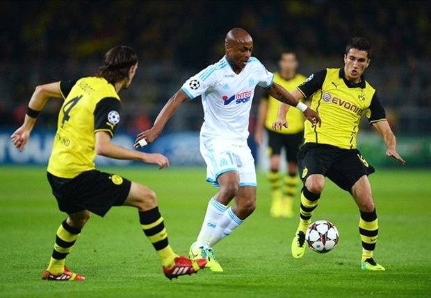 Champions League Preview: Olympique de Marseille - Borussia Dortmund