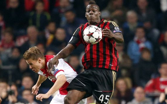 AC Milan vs Ajax