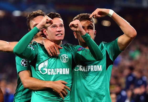 Basel 0-1 Schalke: Swiss side undone by deadly Draxler