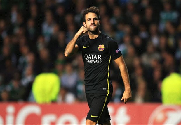 Barcelona won't ditch style to beat Real Madrid - Fabregas