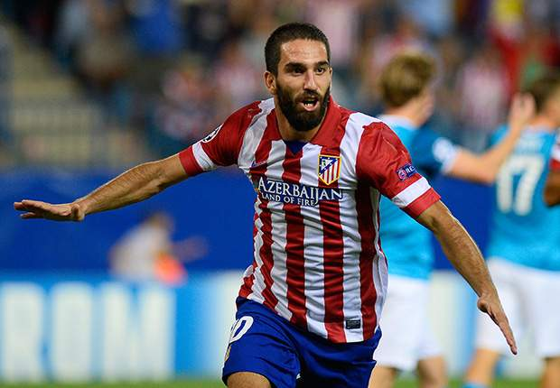 Porto 1-2 Atletico Madrid: Arda Turan strikes late Atleti winner