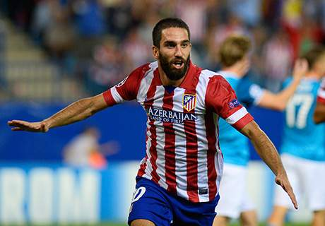 Arda Turan 'wants to play for Wenger'