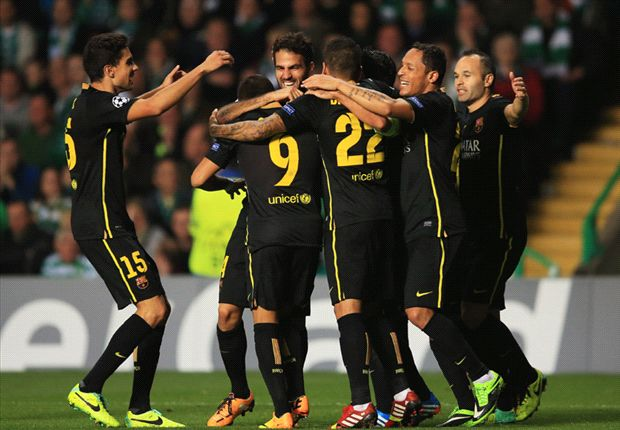 Celtic struggle shows Barca still hasn't solved Messi problem