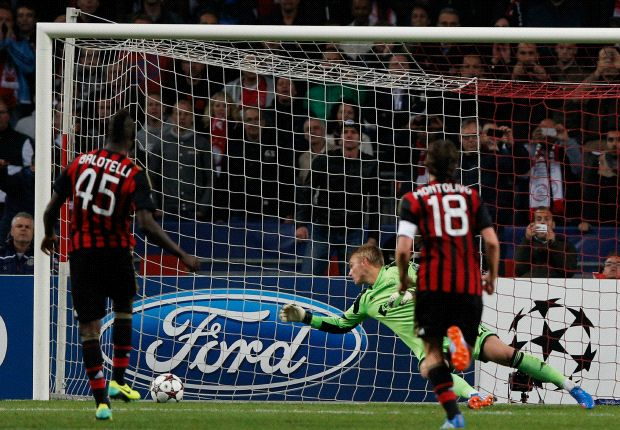 Allegri: Milan deserved to win