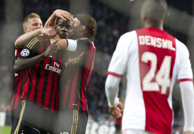 De Boer slams 'ridiculous' Milan penalty decision