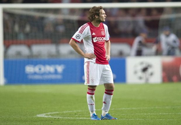 Anarchy in the Eredivisie: Eriksen-less Ajax face tough battle to retain league crown
